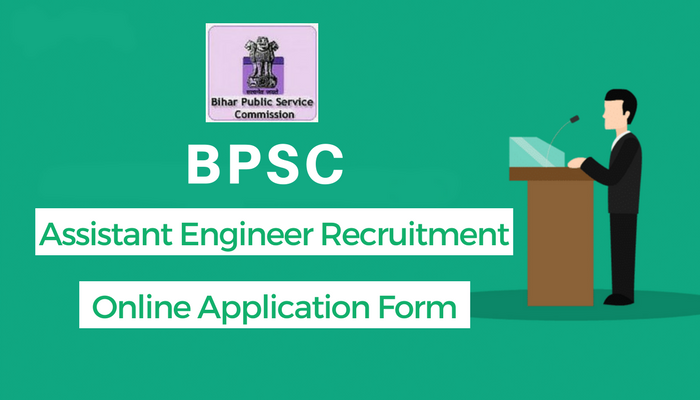 BPSC AE Recruitment 2019 Bihar PSC Assistant Engineer Online
