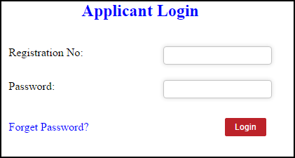 NCLT Stenographer Admit Card